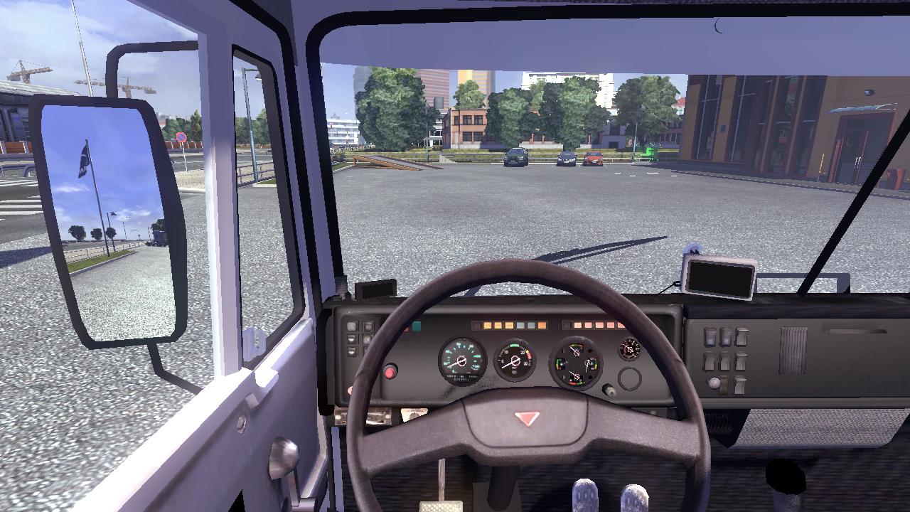 Скачать симулятор водителя камаза