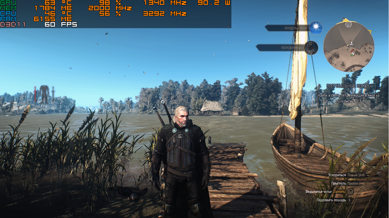 Recommend Any Graphics Mods And Ready The Witcher 3 Wild Hunt