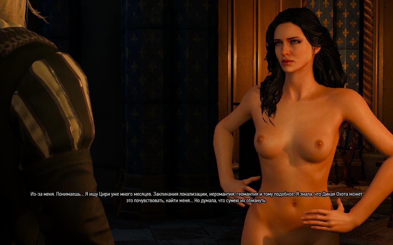 порно пародия йеннифер была