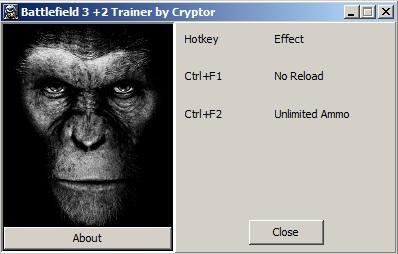 1Battlefield 2 Trainer