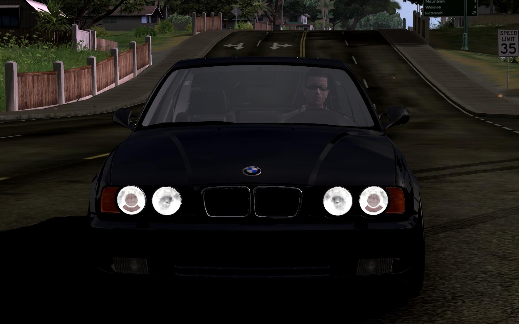 BMW m5 e60 на tdu 2 скачать