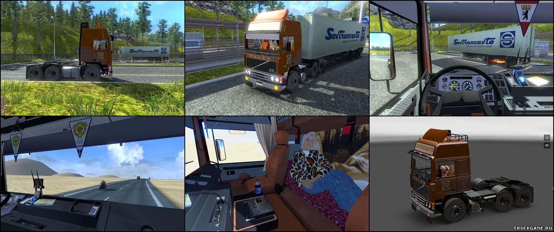 Как сделать свой грузовик в етс 2 458