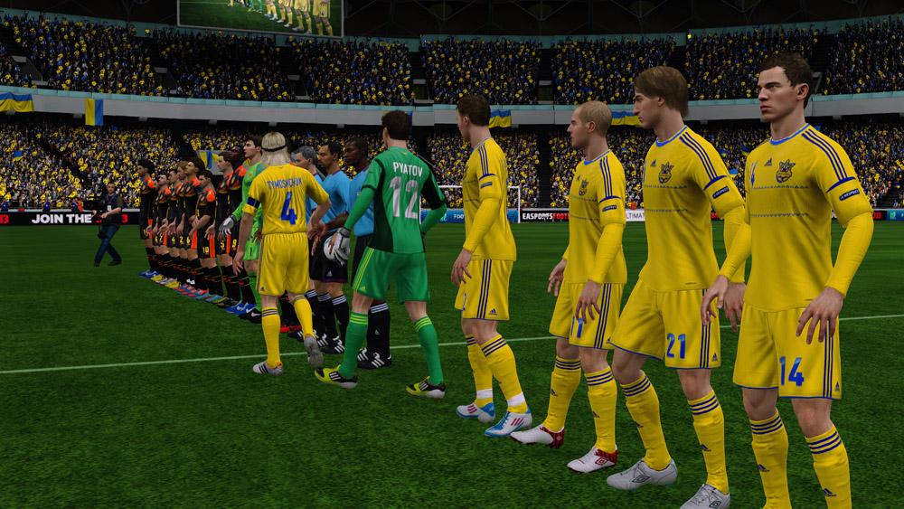 Fifa 2007 украинская лига
