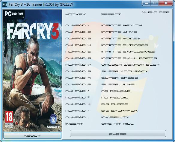 Far cry 3: сохранение/savegame (игра пройдена на 100%) [лицензия.