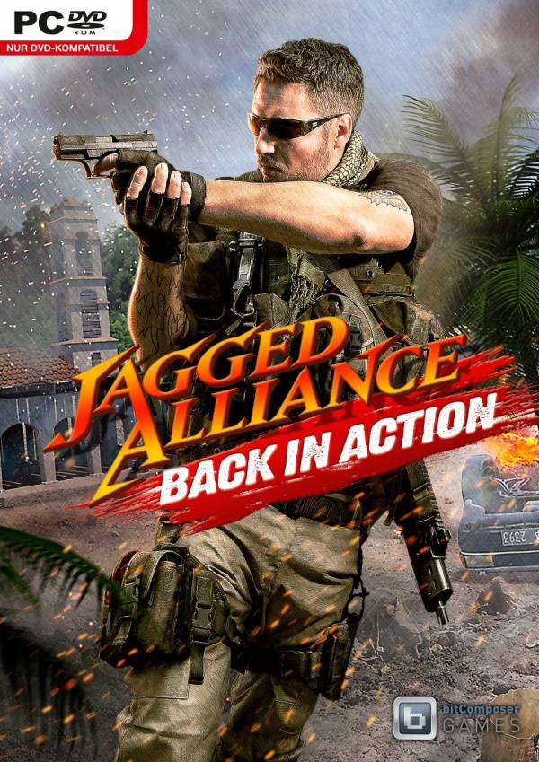 Jagged Alliance Патч