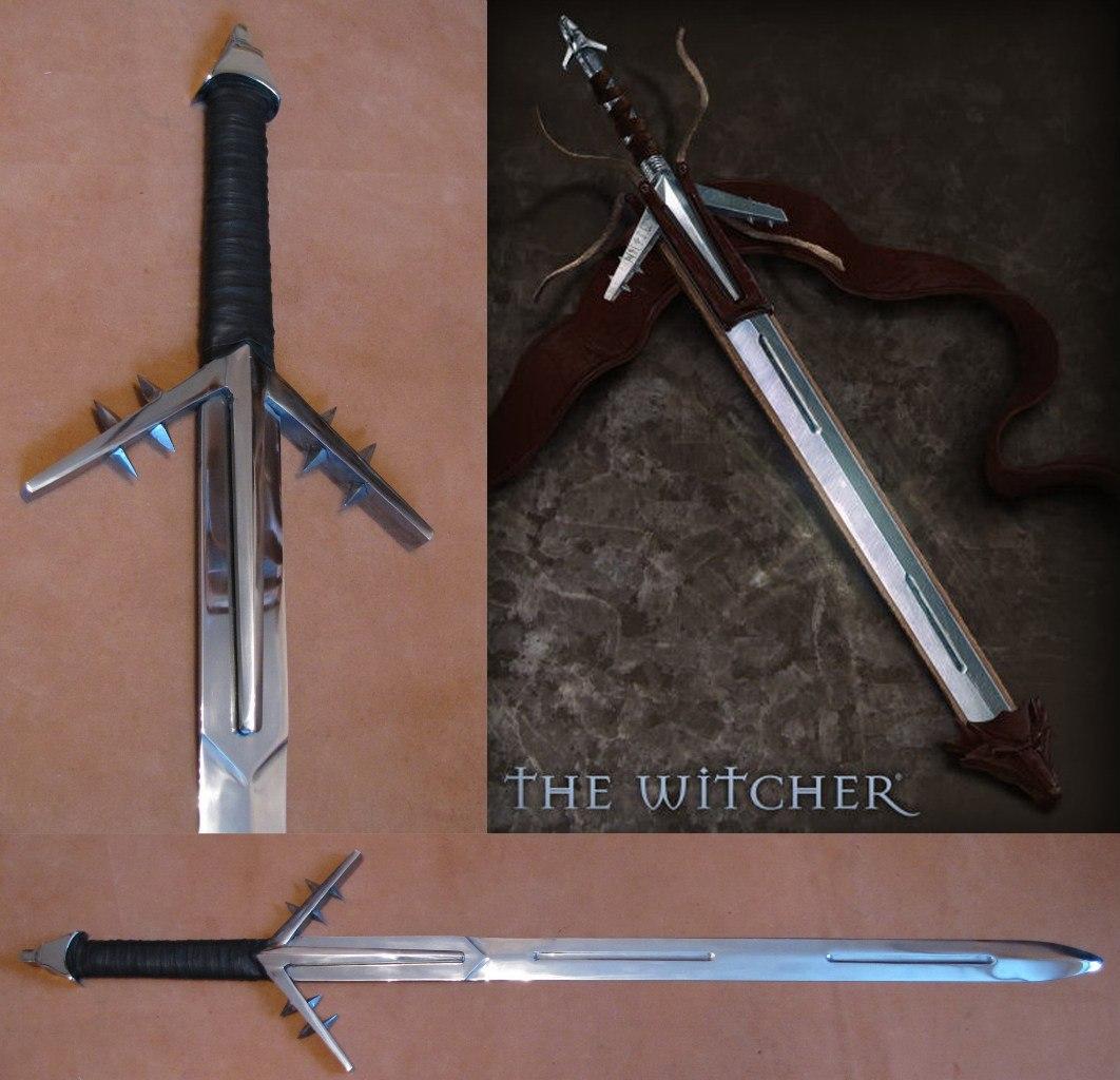 Как сделать мечи в ведьмаке 3 122