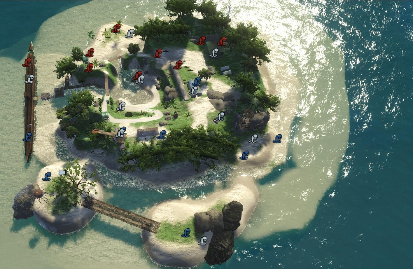 Карты Far Cry 3