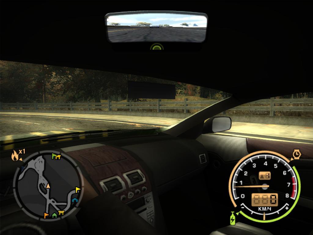 need for speed run видео