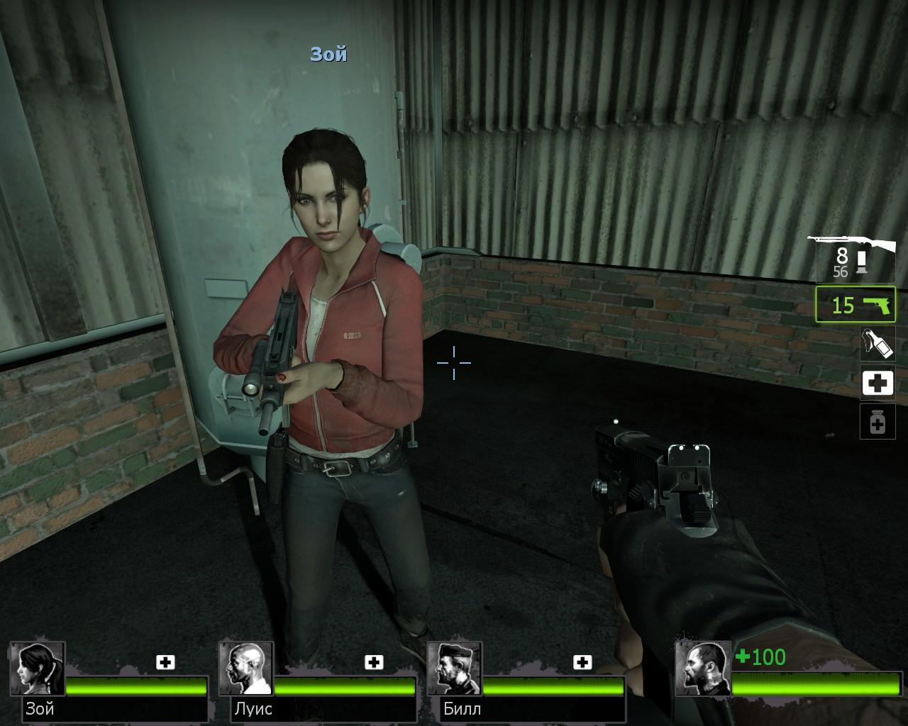 Left 4 Dead 2 Билл Навсегда! - Файлы - патч, демо, demo