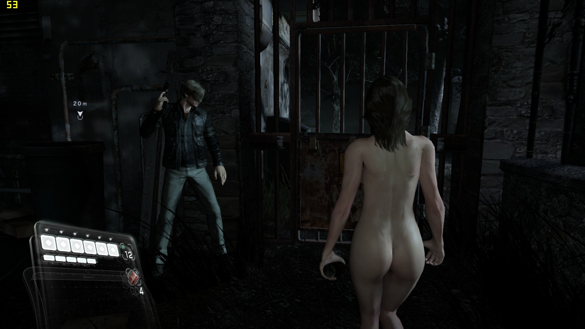 Resident evil 4 nude mods sex video