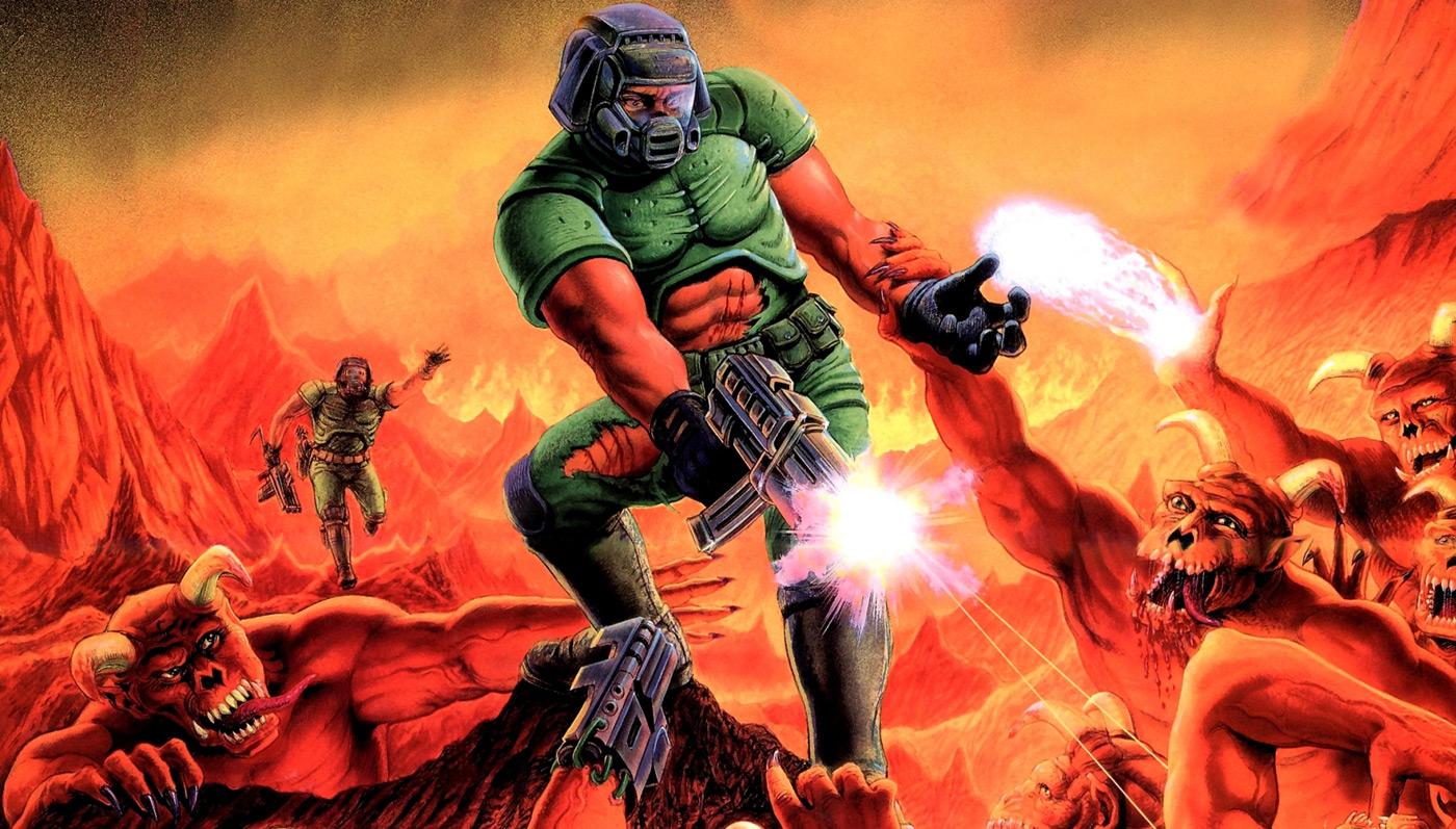 Постер игры «Doom»