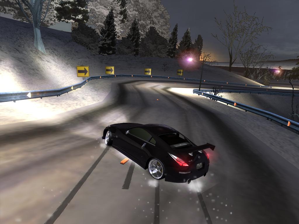 Need For Speed Underground 2 мод скачать - фото 7