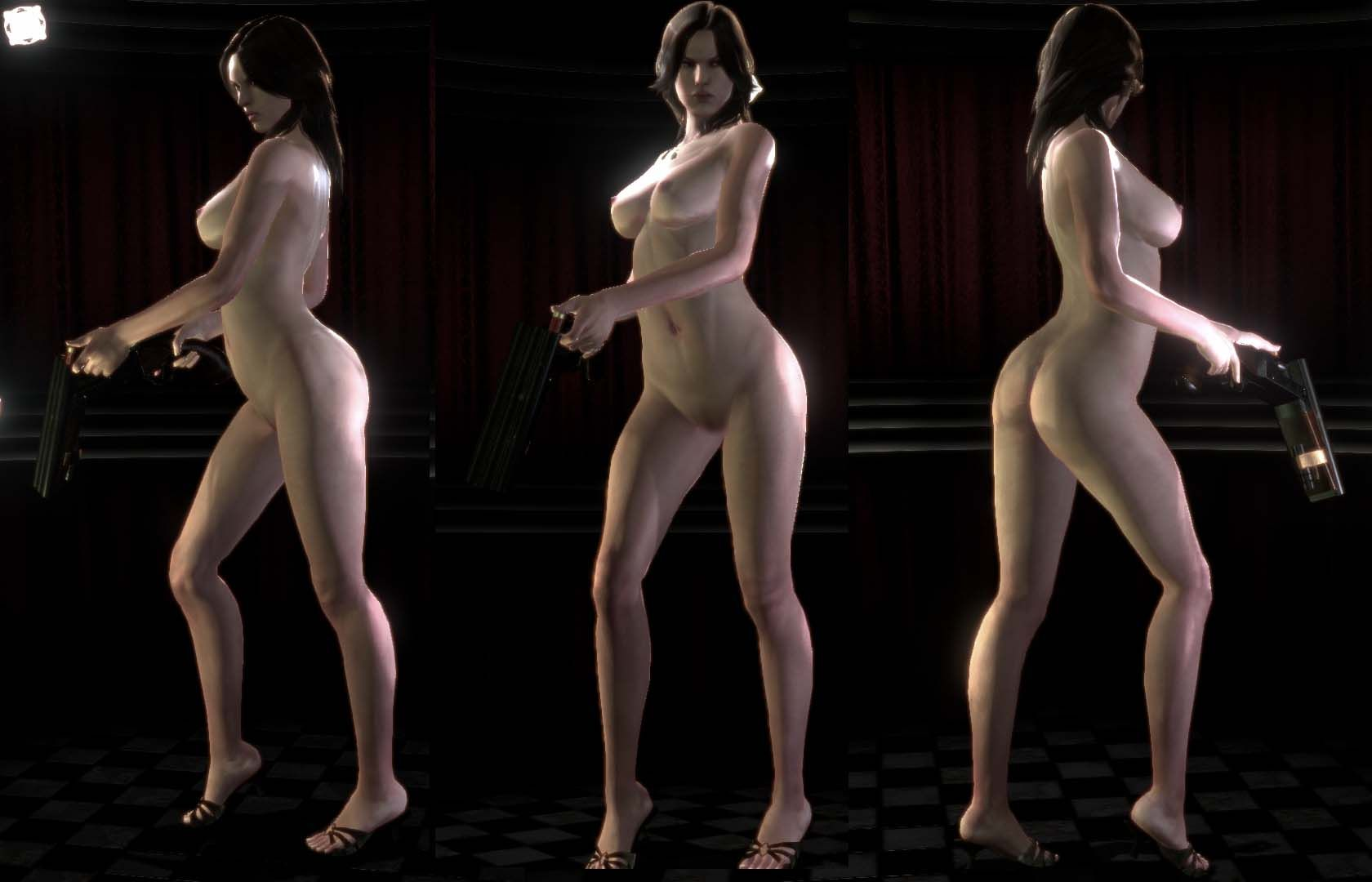 Resident evil 5 girls naked sex videos
