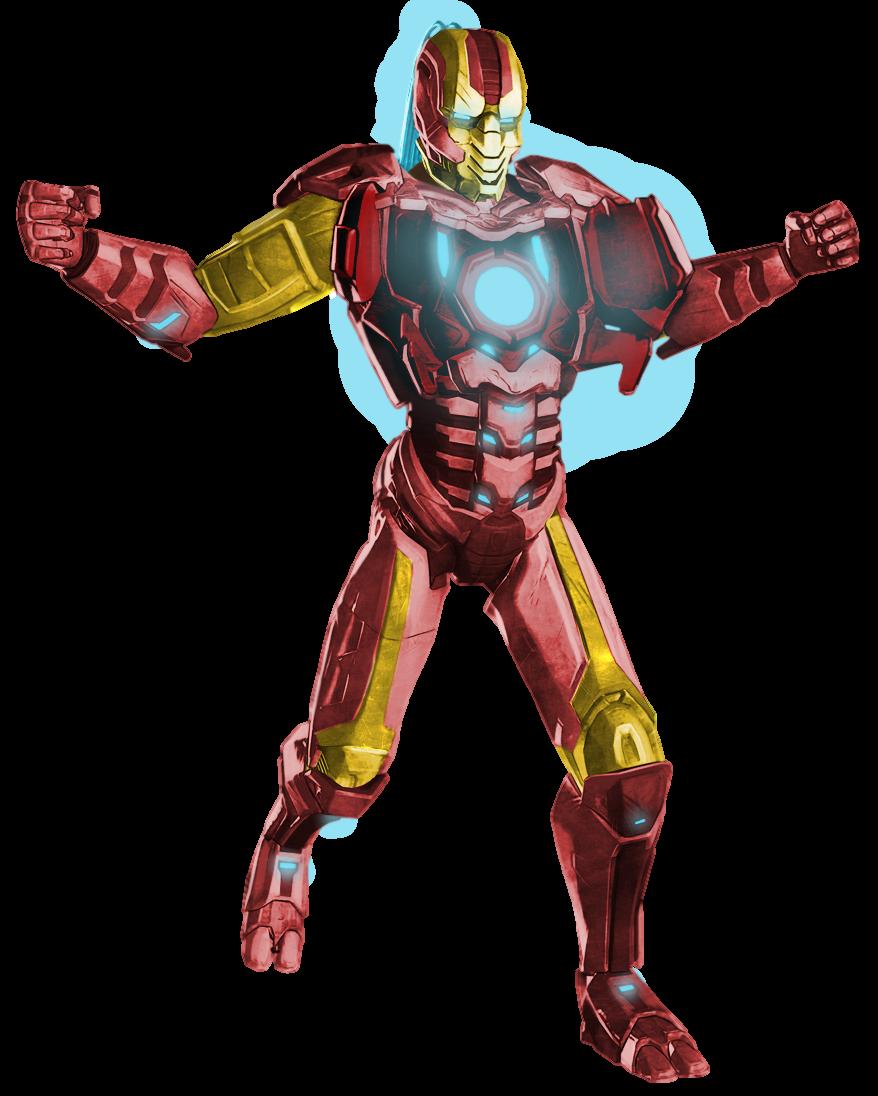 На Пк Iron Man 3