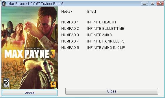Max payne 1 trainer softpedia downloads