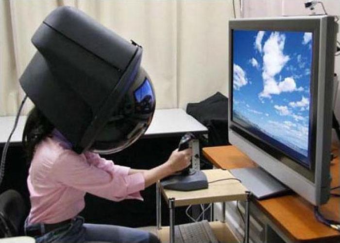 Прикол очки виртуальной реальности фильтр nd16 для коптера phantom 4 pro