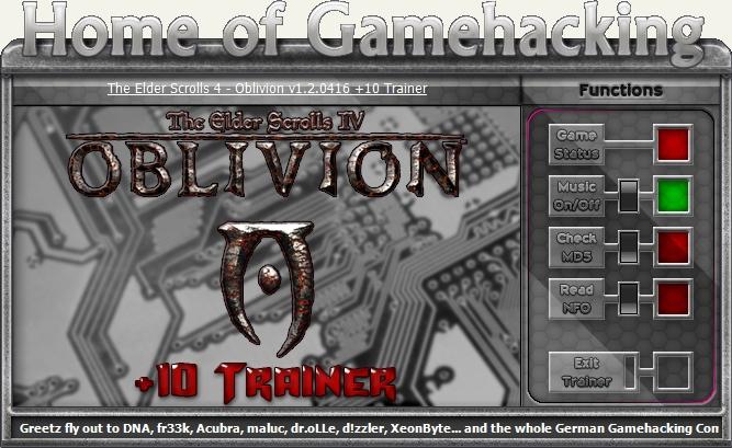 Ge badly: oblivion оружиемоды