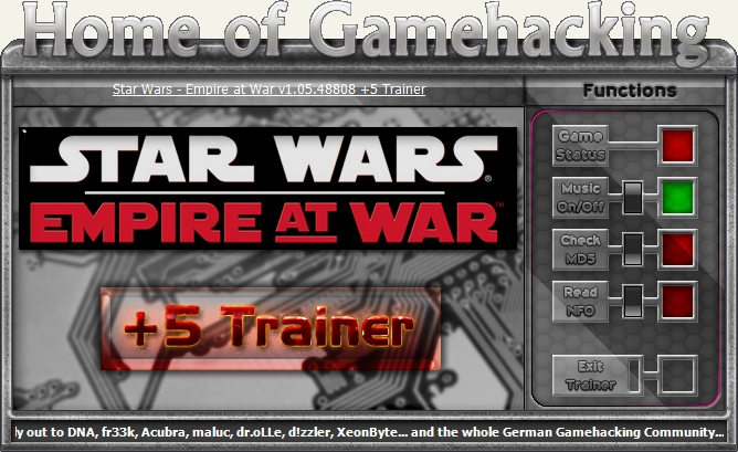 скачать Star Wars Empire At War Forces Of Corruption трейнер - фото 7