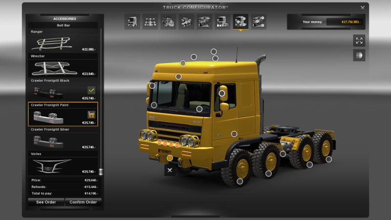 Truck Simulator 2014 скачать для Андроид