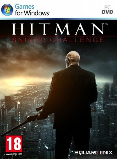 Hitman Sniper Challenge Кряк
