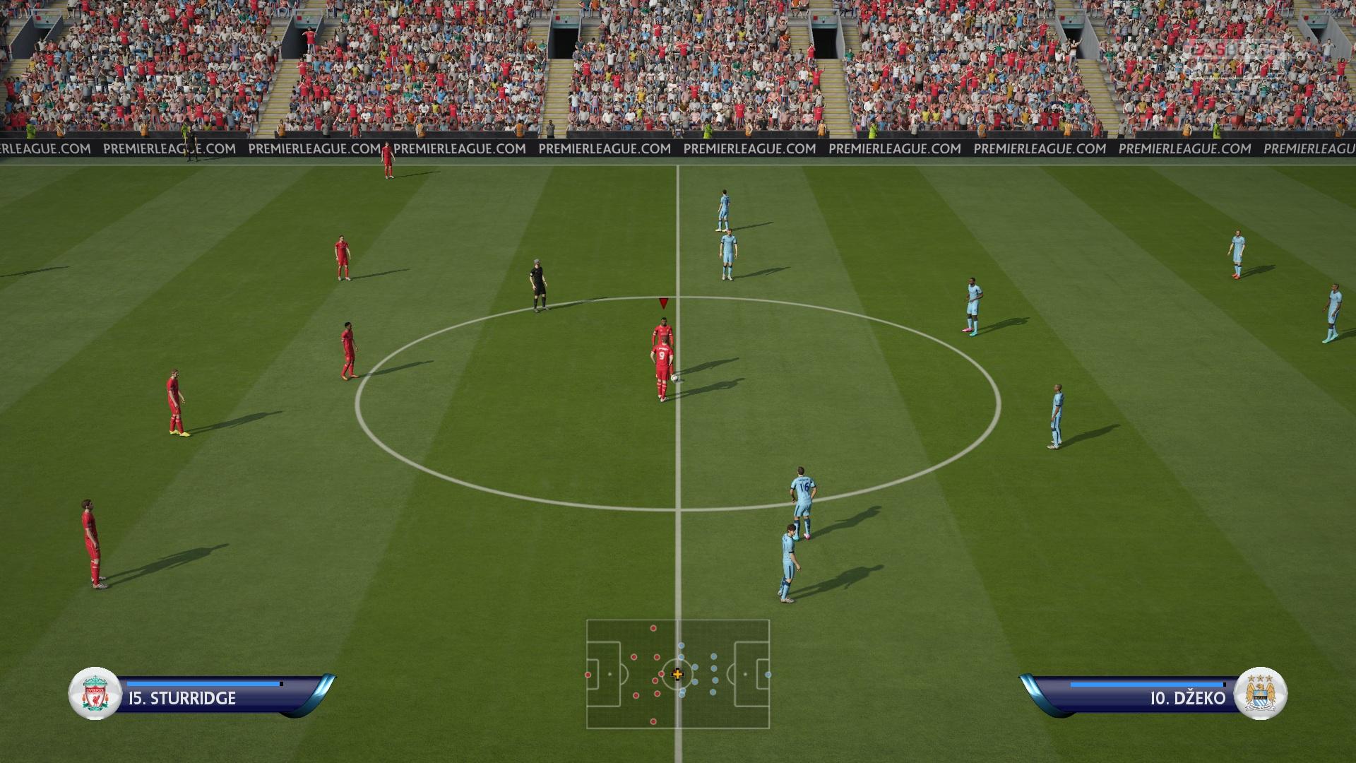 Обзор: FIFA 15 - Игры Mail Ru