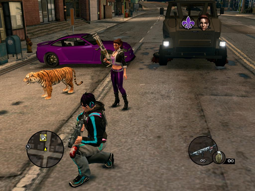 Hey guys, i updated some saints row the third mods youtube.