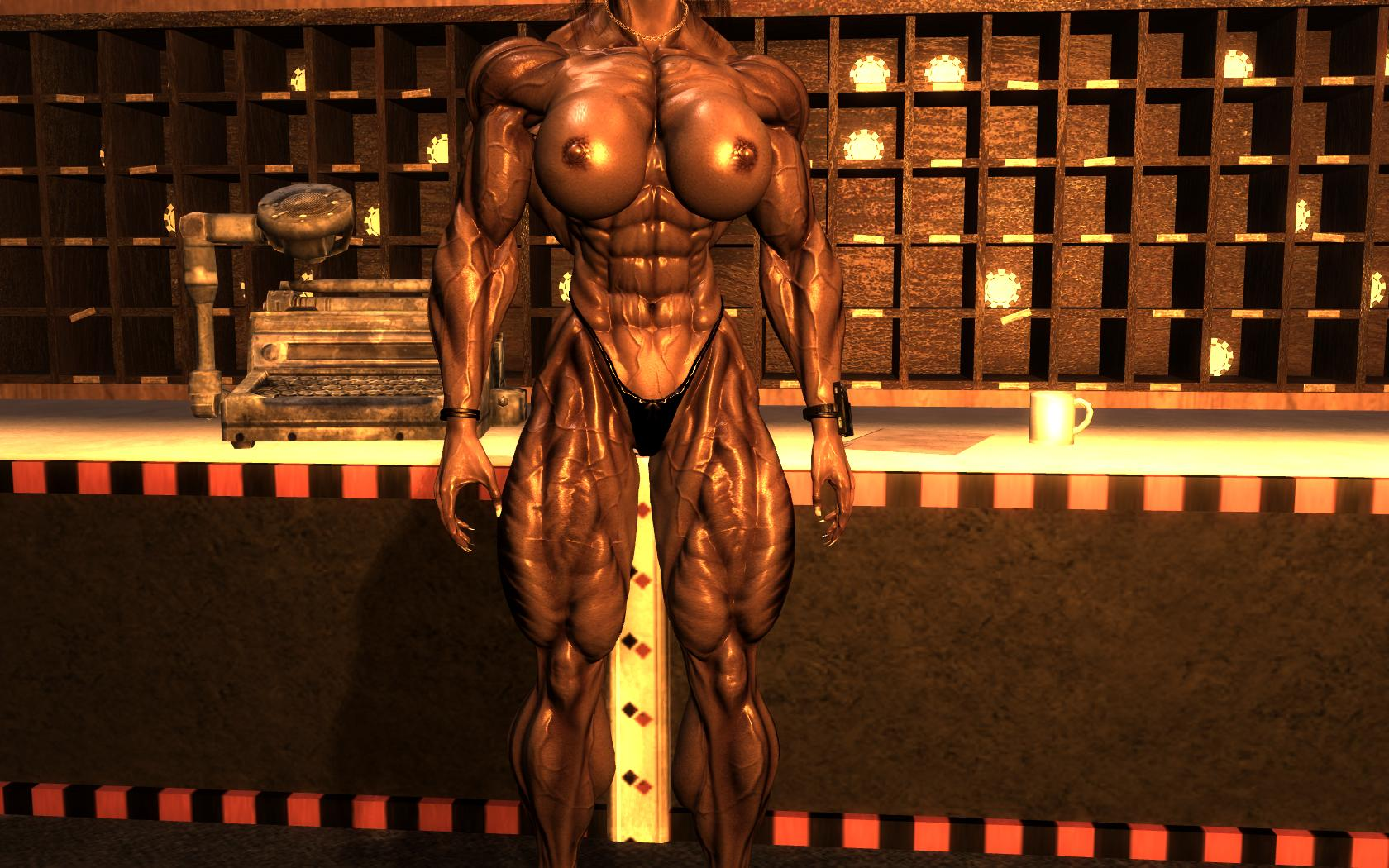 Fallout nude body replacer smut super hoe