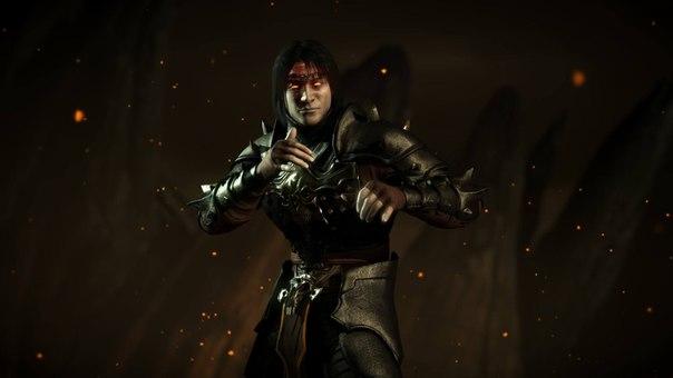 Рентген за Призрака Кунг-Лао в Mortal Kombat X Mob