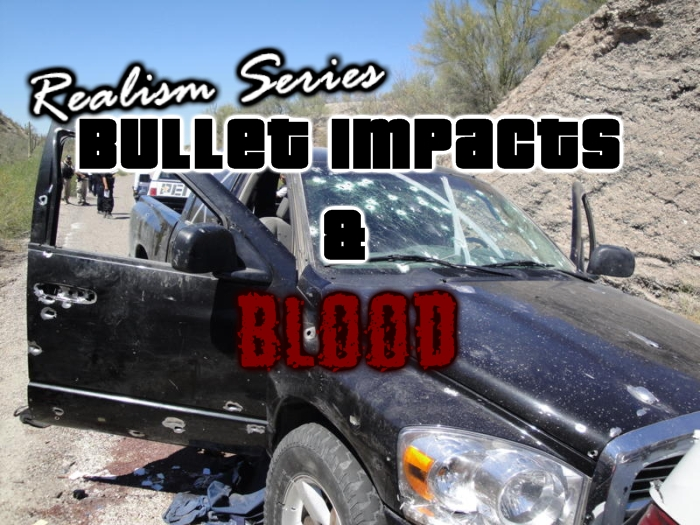 Most Downloaded Mod. Realism Series - Bullet Impacts & Blood (GTA4