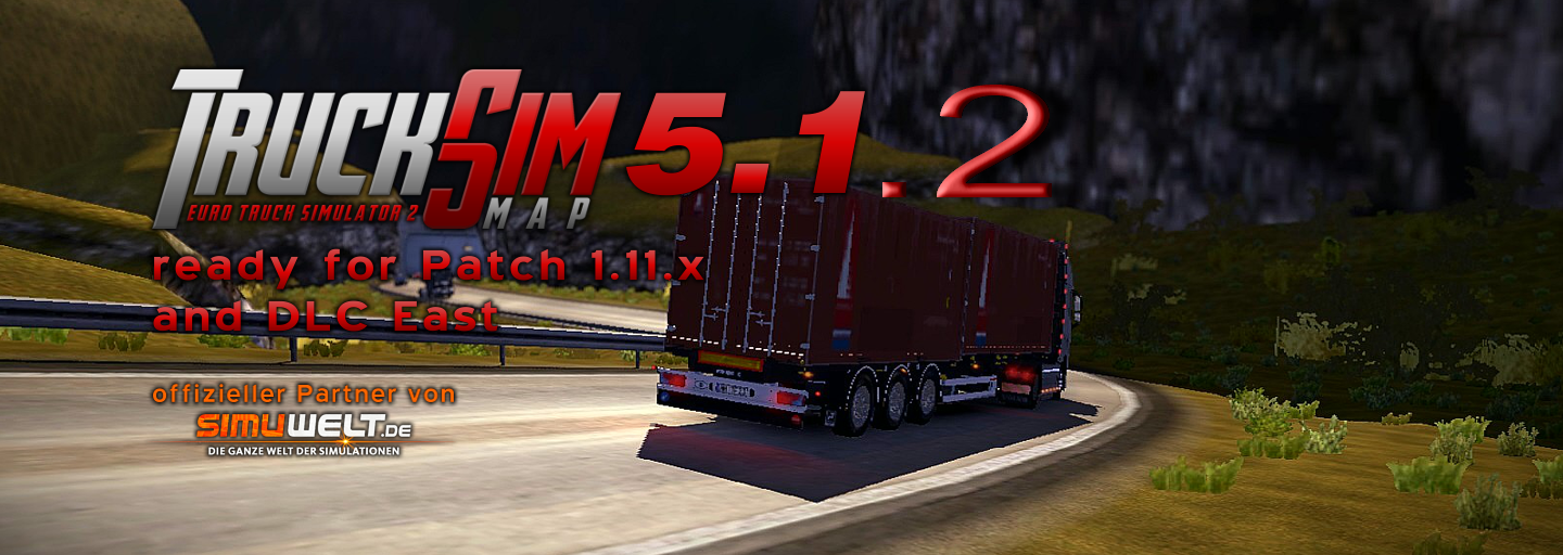 trucksim map download
