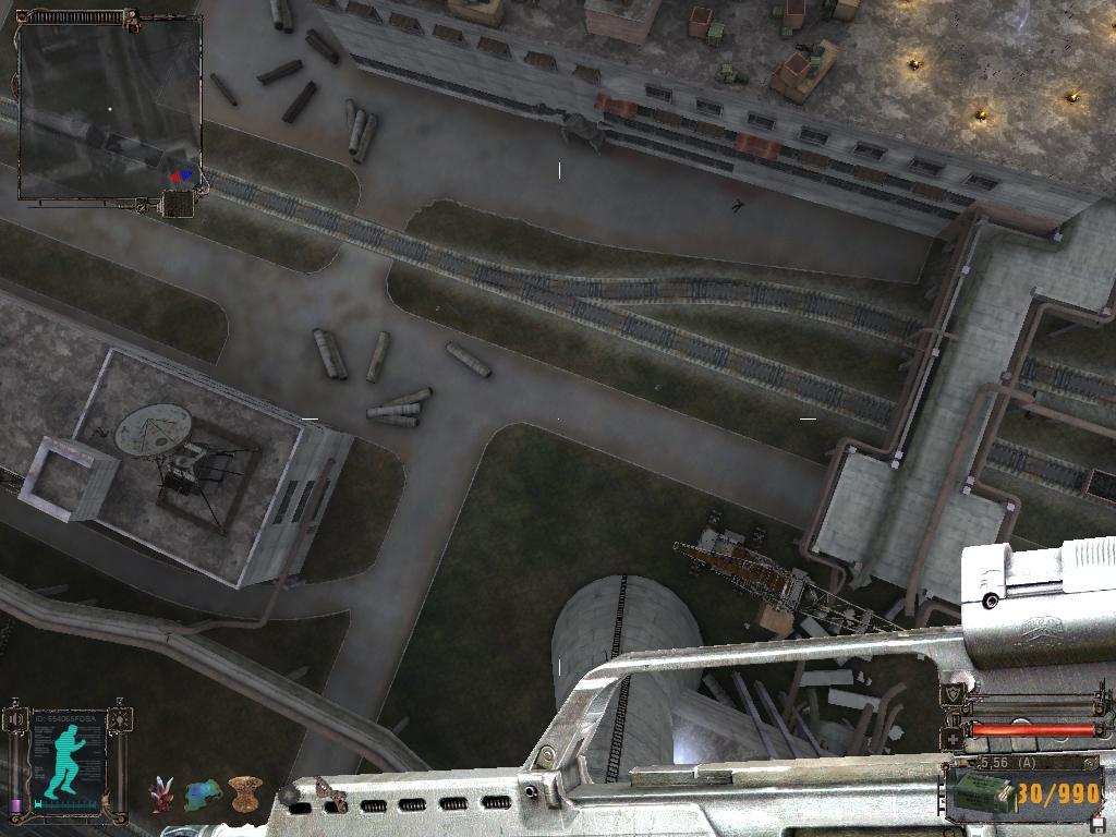 скачать мод на сталкер тень чернобыля повелитель зоны читерский квартал - фото 10