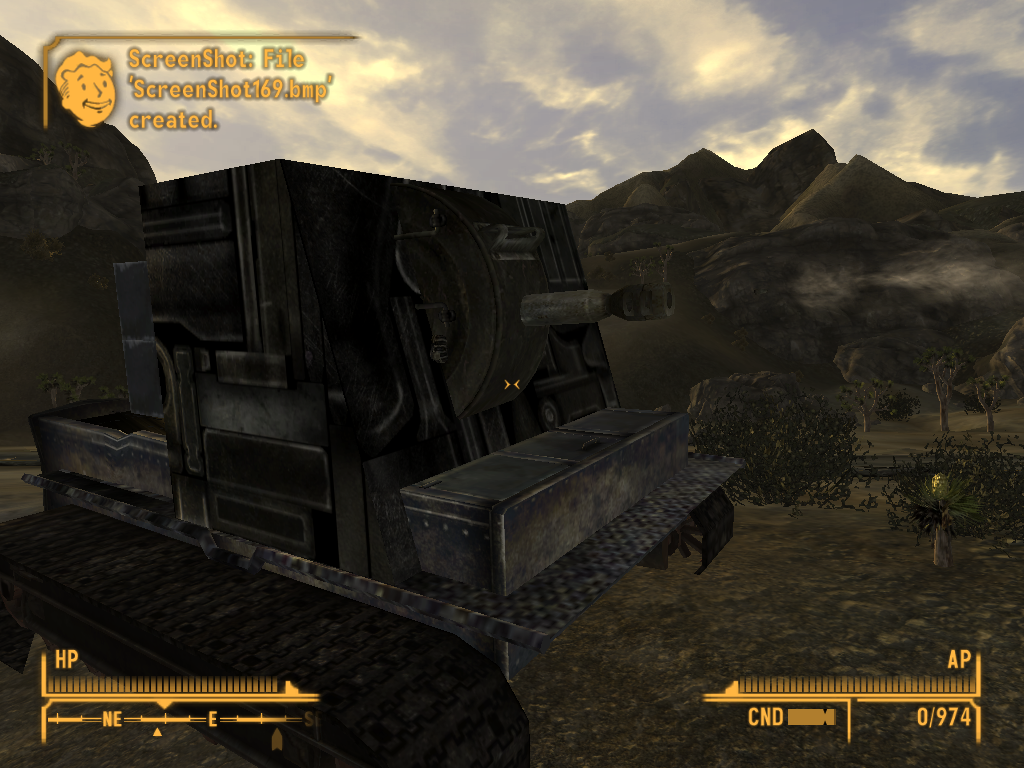 Моды на Оружие в Fallout New Vegas