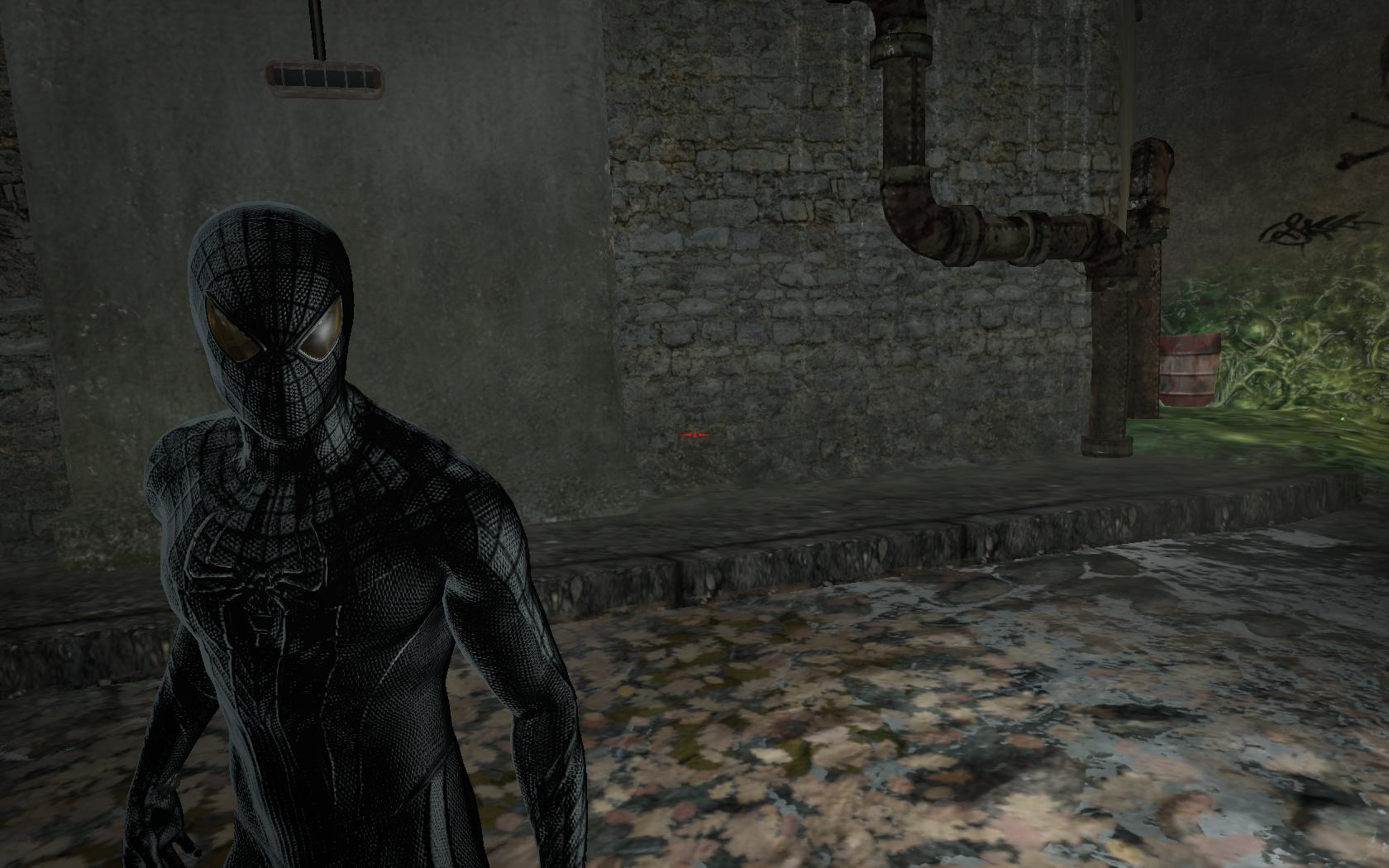 The amazing spider man костюмы 11
