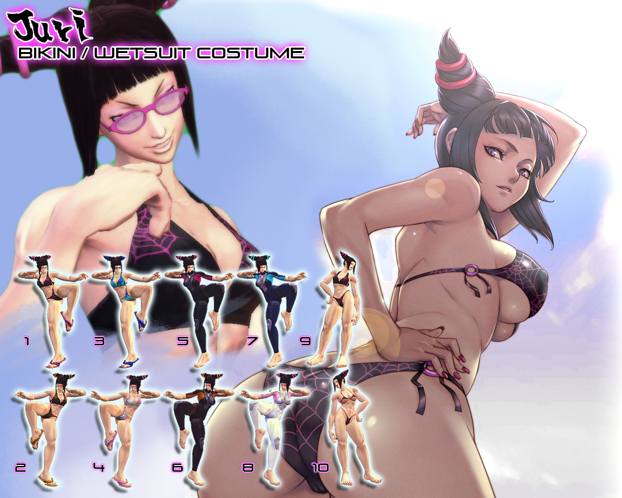 Super street fighter iv arcade edition nude  erotica picture