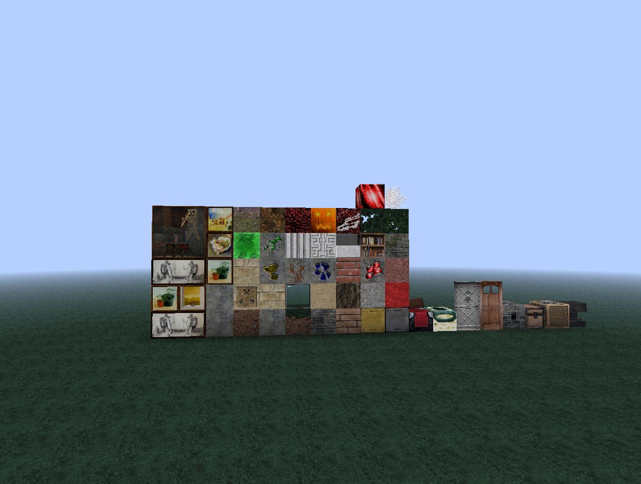 Minecraft реальные текстуры 1 5 1