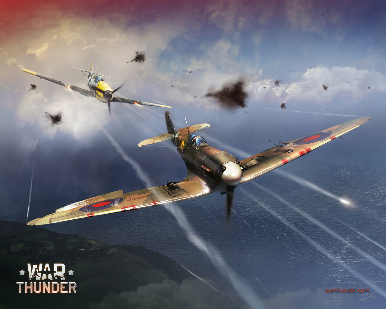 Обои Bf 109 k4, war, painting, german fighter, ww2, aviation. Авиация foto 16