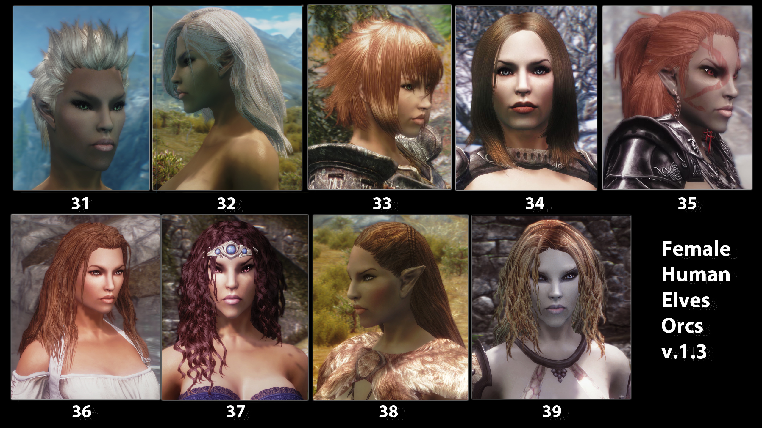 Best hair mod? Apachii Lite or KS? - The Elder Scrolls V: Skyrim