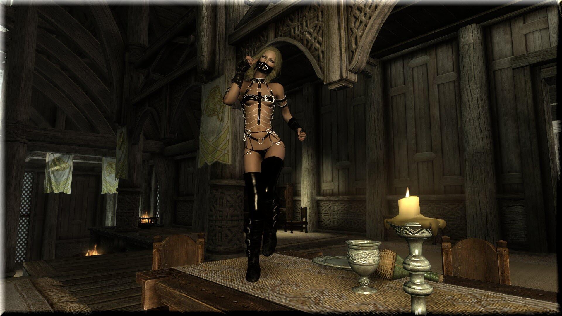 Oblivion nude mod uncensored pron movies