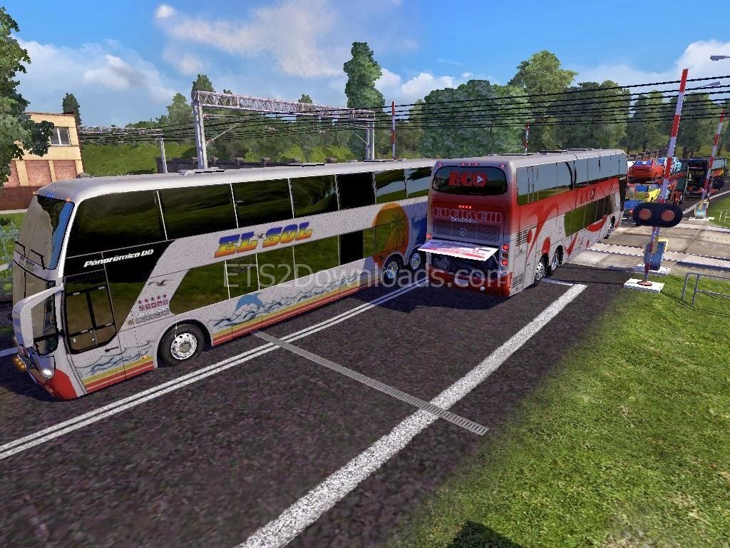 Скачать мод на етс 2 на автобусы