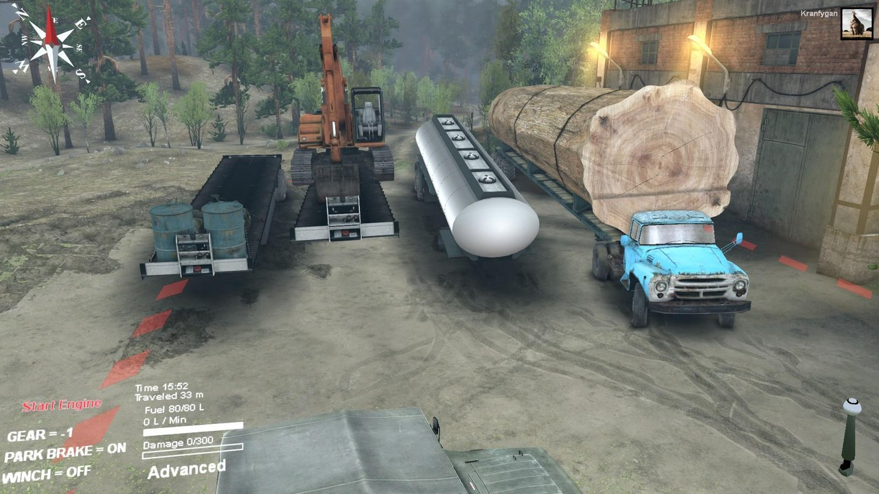 "Spin tires 2014 ""New Trailer Pack 2 v1.0"""