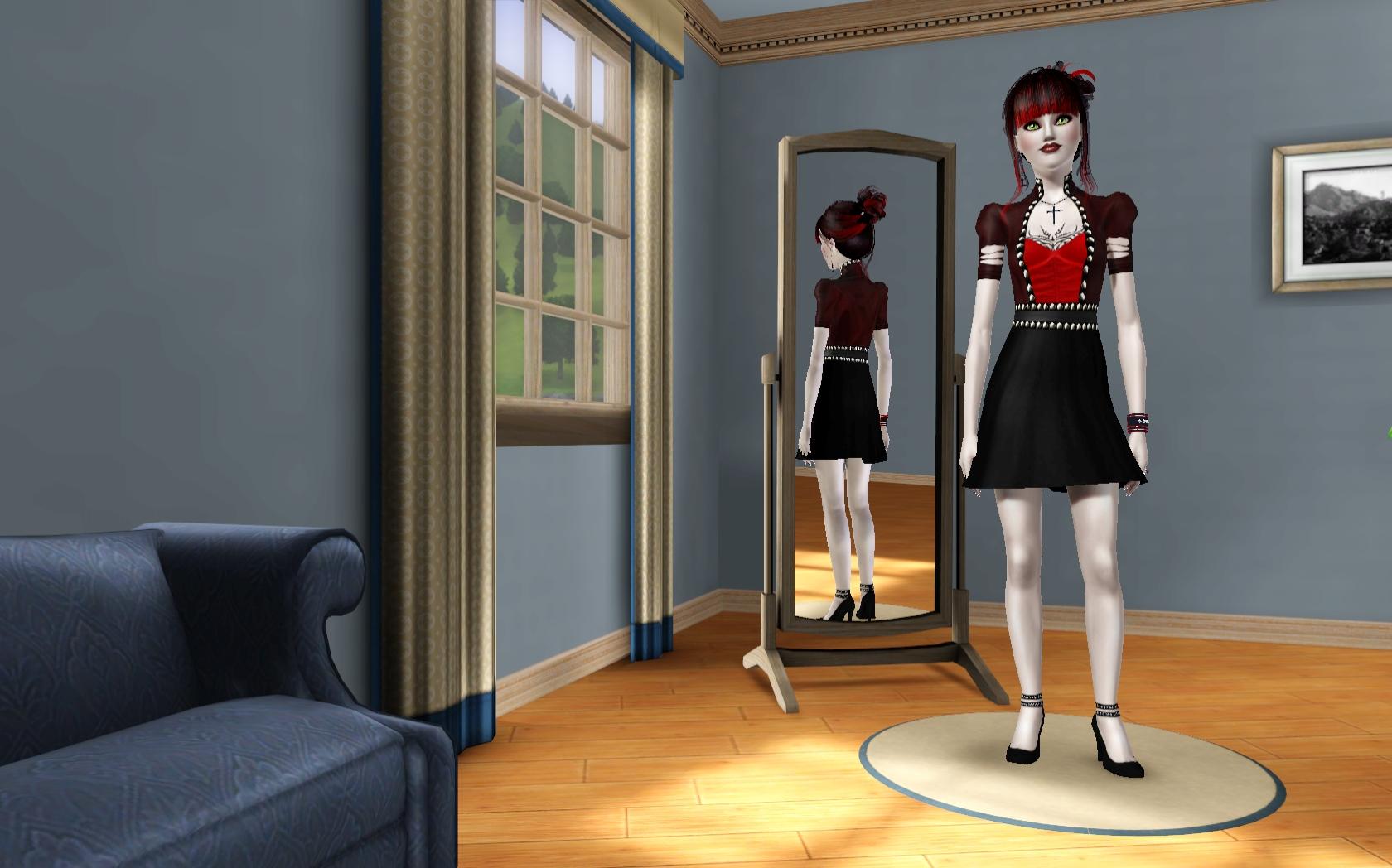 Одежда в формате sims3pack 2