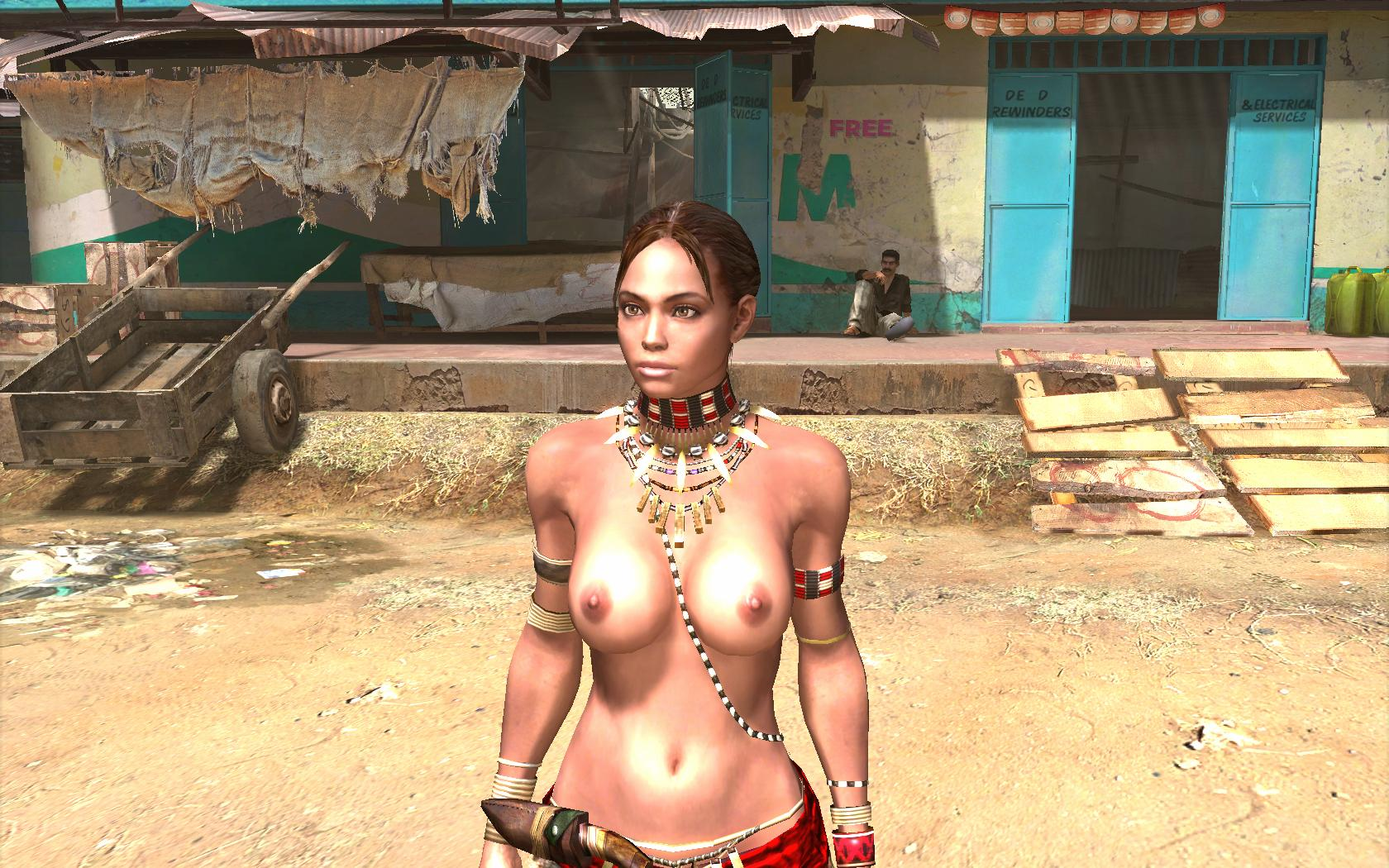 Resident evil 5 hot sheva tits naked streaming
