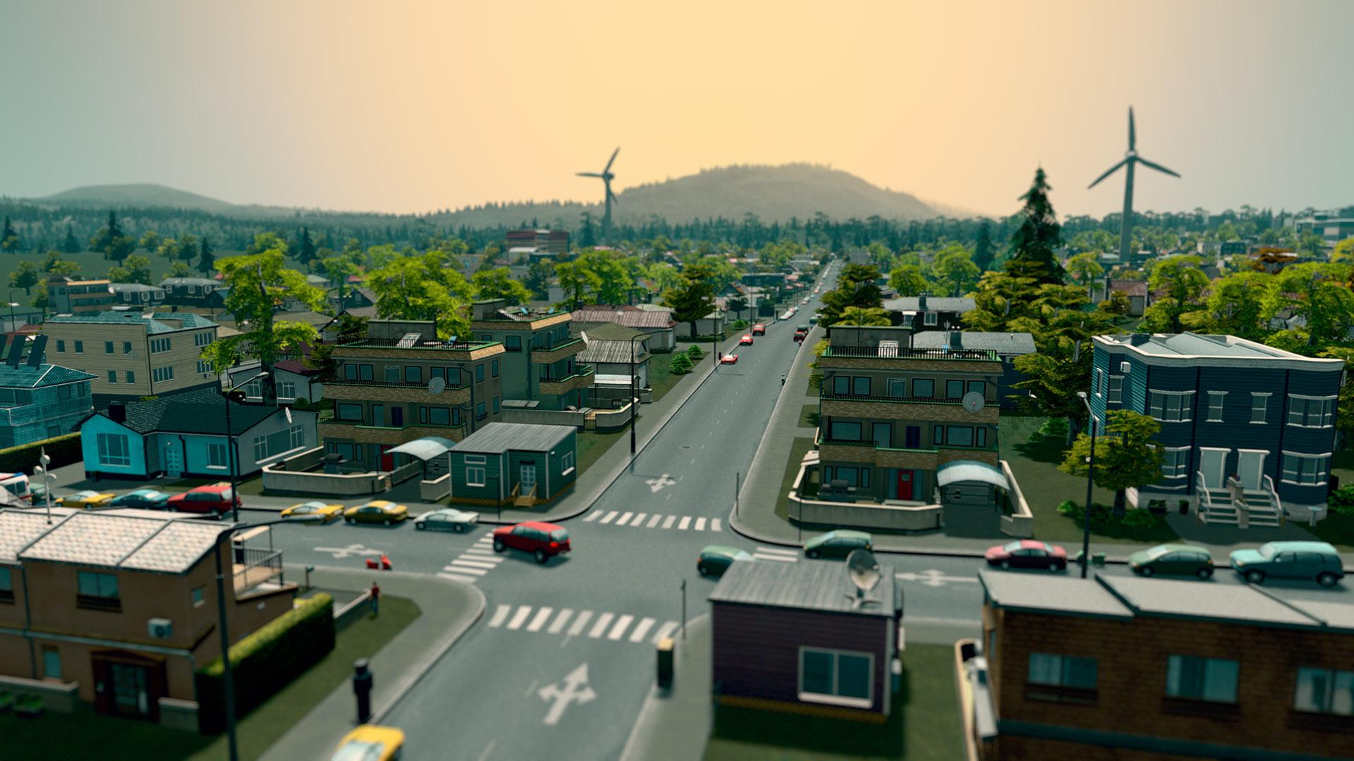 Cities Skylines pack mod